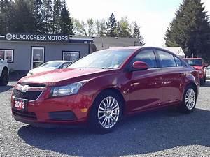 2012 Chevrolet Cruze Eco  U2013 Black Creek Motors
