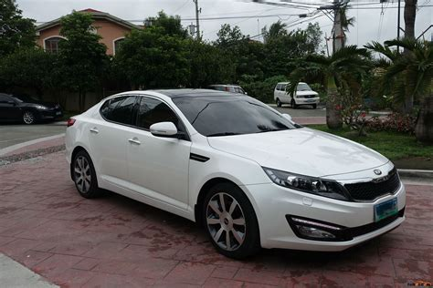Used Kia Optima 2013 kia optima 2013 car for sale metro manila