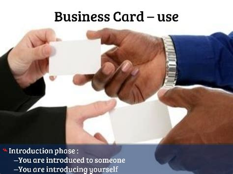 The Business Card Principles Part 2 Etiquette Dos&don'ts Business Model Canvas Purpose Relationships Variations Guide Volkswagen Qatar Airways Plans Template Free Limitations