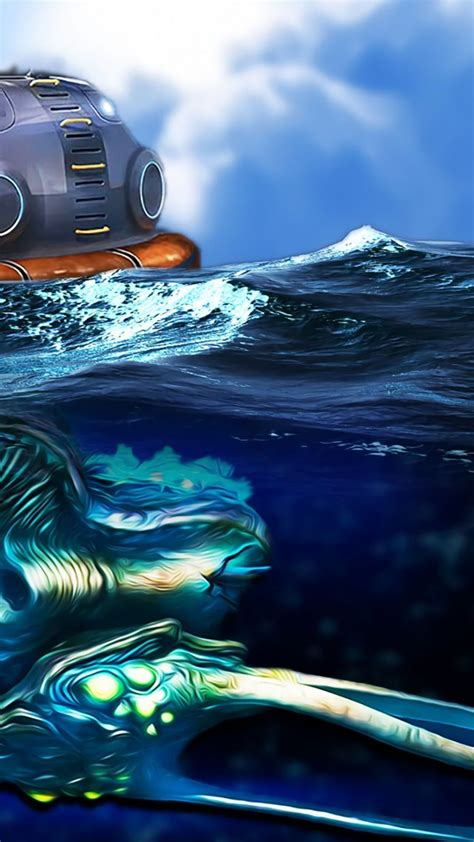 Below zero wallpapers page offers a whole bunch of high quality images for your desktop or mobile device. Subnautica Wallpaper Hd - Fresh Wallpapers
