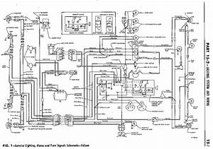 1964 Ford Falcon Wiring Diagram For Exterior Lighting