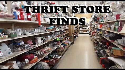 The russell home thrift store. Thrift Store Finds ~ Some GREAT Deals for RV ~ Camping ...