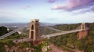 Clifton Suspension Bridge  Bristol Uk