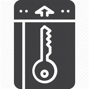 Card, hotel, key, room icon | Icon search engine