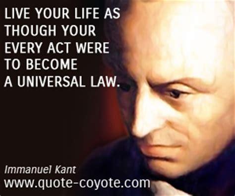 immanuel kant   life     act
