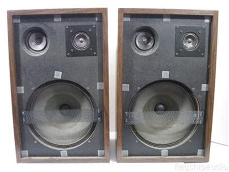 vintage pair bozak b 301a tempo 3 way speakers ebay