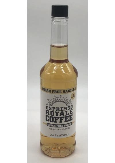 Anyone who is considering looking out for their health or want to move to a more natural and healthy lifestyle will find these types of food a great way to ease. Espresso Royale SUGAR FREE VANILLA syrup - M36 Coffee Roasters