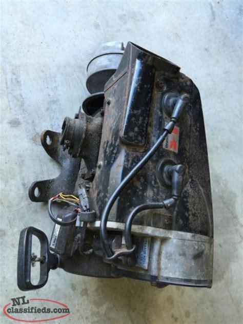 Kawasaki 440 Engine by Kawasaki 440 Snowmobile Engine Kawasaki Free Engine