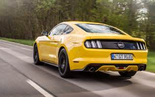ford mustang review 2015 martin reviews the 2016 ford mustang gt