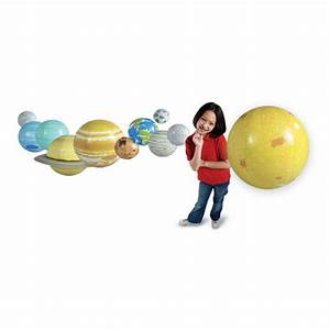 Giant Inflatable Solar System Set - Greenbean Learning ...