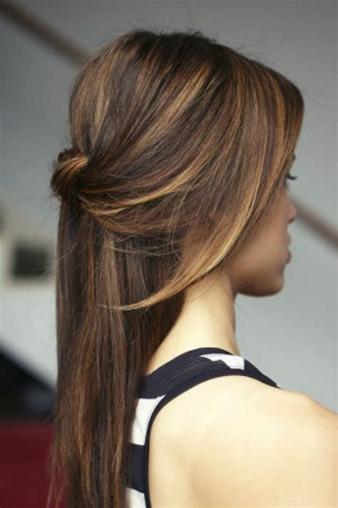 easy hairstyles for college girls simple hair style ideas
