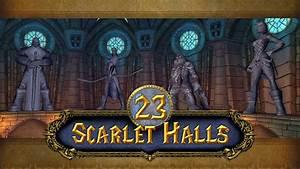 Wow Endlose Hallen : world of warcraft 23 instanz scharlachrote hallen ~ Watch28wear.com Haus und Dekorationen