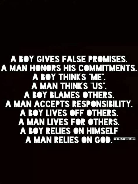 Quotes About Becoming A Man Quotesgram