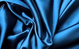Blue Satin Wallpaper - WallpaperSafari  Silk