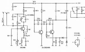 Model And Remote Control Schematics  Circuits And Diagrams