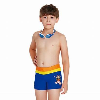 Trunks Swimming Boys Children Spell Play Comfortable