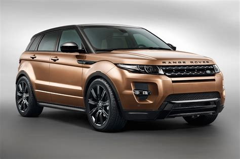 Land Rover Car : New Range Rover Evoque Price And Details