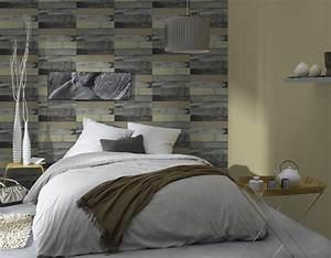 Papier Peint Trompe L4oeil : papier peint trompe l il choix prix ooreka ~ Premium-room.com Idées de Décoration
