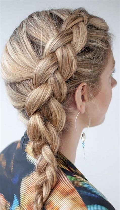 30 french braids hairstyles step by step how to french