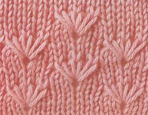 Lazy Daisy Knitting Stitch instructions for this nice ...