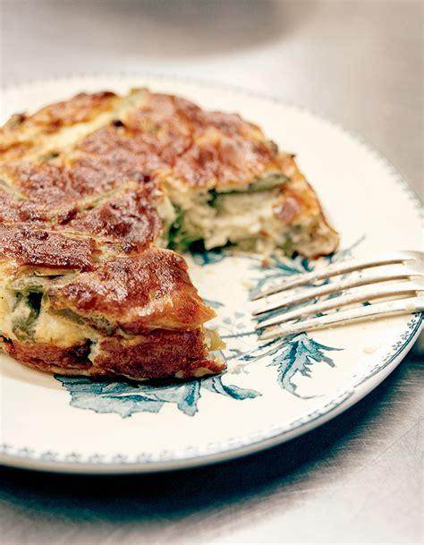 ancienne recette de cuisine gratin de haricots verts à l ancienne ou sformati pour 4