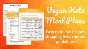 Keto Diet Pie Chart 2 Week Vegan Keto Meal Plan Meat Free Keto