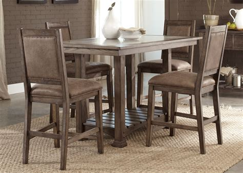 kitchen island dining set stone brook kitchen island dining room set from liberty coleman furniture