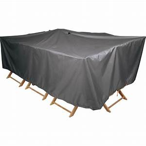 Housse Mobilier De Jardin : housse de protection pour table naterial x x cm leroy merlin ~ Teatrodelosmanantiales.com Idées de Décoration