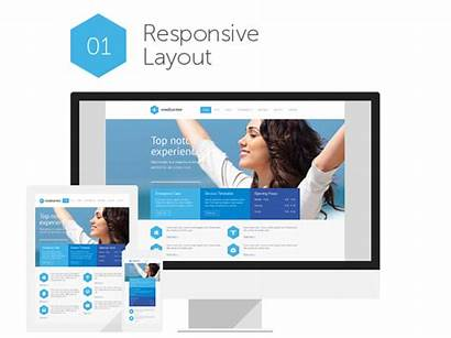 Template Health Responsive Layout Medicenter Medical Clinic