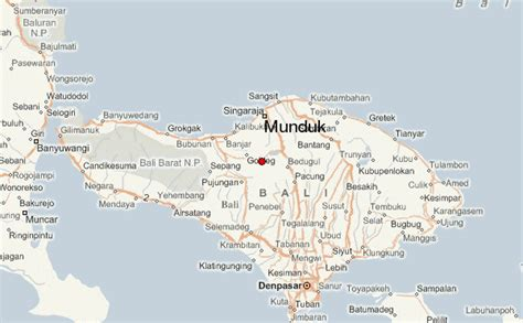 munduk location guide