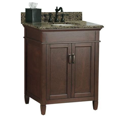 foremost ashburn 25 in w x 22 in d bath vanity in