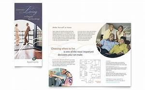 Apartment condominium brochure template design for Apartment brochure design