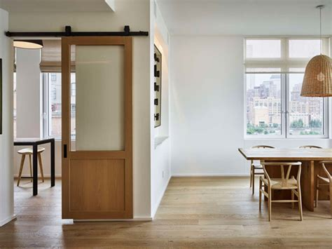 sliding kitchen doors interior 10 exles of barn doors in contemporary kitchens