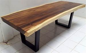 Table Resine Bois : fabrication de mobilier en bois massif et r sine pour un magasin en allemagne ~ Teatrodelosmanantiales.com Idées de Décoration
