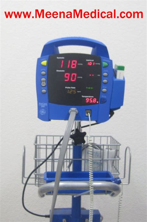 GE Dinamap ProCare 200 Vital Signs Monitor