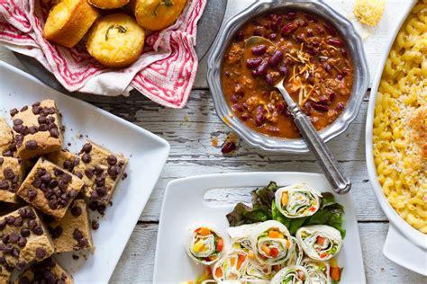 Top 5 Potluck Dishes Evite