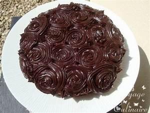 Décorer Un Gateau Au Chocolat : gateau au chocolat d cor ~ Melissatoandfro.com Idées de Décoration