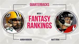 Fantasy Football Week 1 Rankings: Quarterback | 15 Minute News