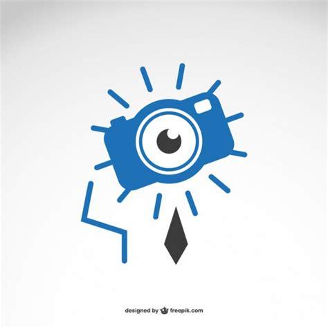 creative photography logo vector
