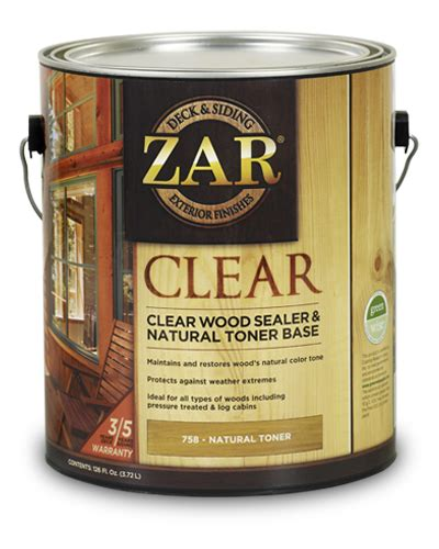 ugl zar exterior wood care products
