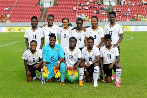 africa women cup  nations ghana duo linda eshun