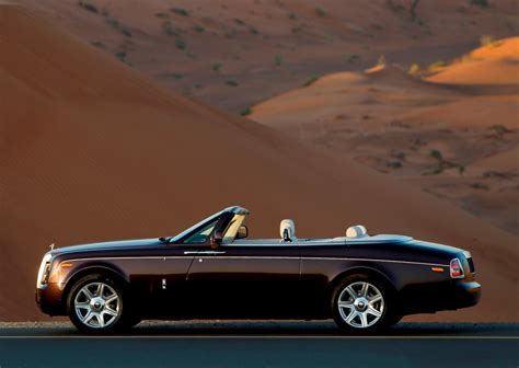 Rolls-royce Phantom Drophead Coupe 33 Free Car Wallpaper