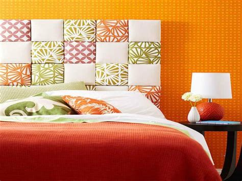 tete de lit tissu decoration tete de lit en tissu visuel 7