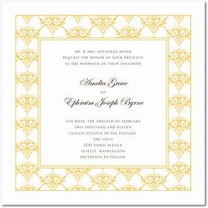 Cheap thermography wedding invitations the wedding for Cheap thermography wedding invitations