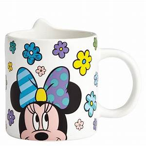 Minnie Mouse Tasse : mug disney britto minnie mouse ~ Whattoseeinmadrid.com Haus und Dekorationen