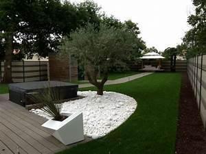 creation d39une rocaille de fleurs pour jardin en pente With amenagement d un petit jardin de ville 2 etudes creation et amenagement de parcs et jardin sur la