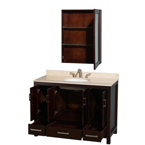 wyndham collection medicine cabinet wyndham collection wcs141448sescxsxxmed bathroom vanities