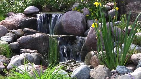 Aquascape Pondless Waterfall by Create A Paradise Aquascape Pondless 174 Waterfall