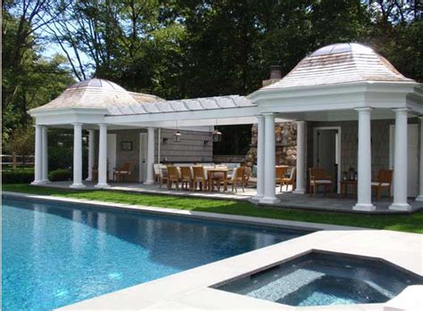 pool house plans the enchanted home