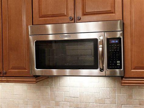 cheap kitchen backsplash cabinet microwave shelf how to install a